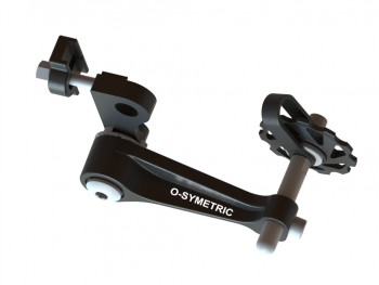 chain tensioner for O.Symetric BMX race chainring